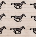 horses galloping animation still