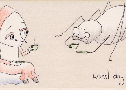 tea and chats
